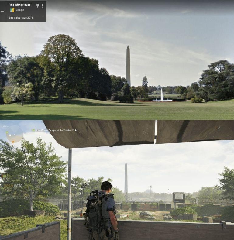Το Washington Monument