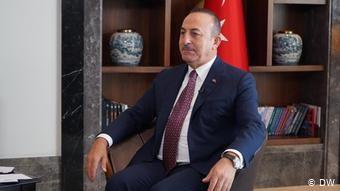 Ο Μεβλούτ Τσβαούσογλου δηλώνει ότι η Τουρκία δεν θα υποχωρήσει στην πάταξη της τρομοκρατίας